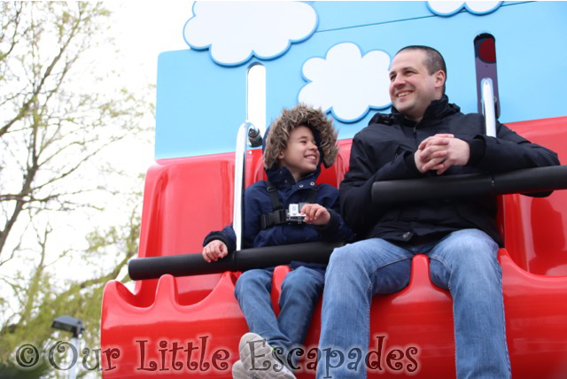 ethan darren hello kitty hopper ride hello kitty secret garden drusillas park