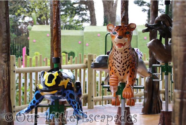 jaguar poison dart frog