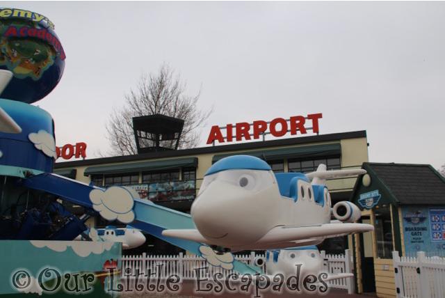jeremy jets flying academy thomas land drayton manor
