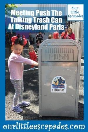 meeting push the talking trash can disneyland paris