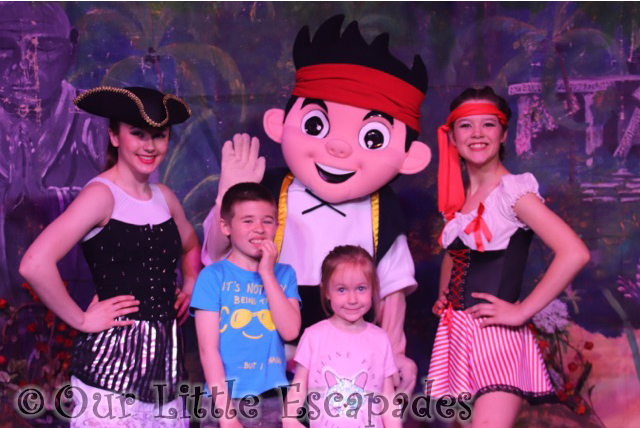 stonham barns pirate adventure show cast pirate jake