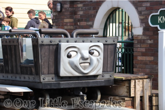 troublesome trucks runaway coaster thomas land drayton manor