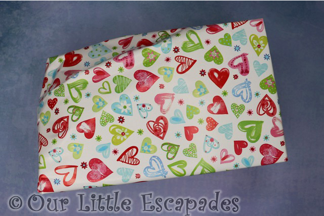 wicked uncle heart gift wrap
