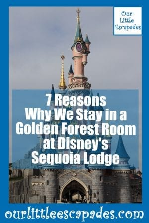 7 Reasons Why We Stay Golden Forest Room Disneys Sequoia Lodge