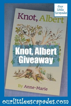 Knot Albert Giveaway