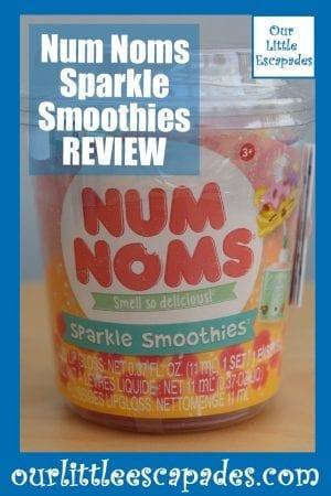 Num Noms Sparkle Smoothies REVIEW