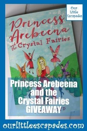 Princess Arebeena Crystal Fairies Giveaway