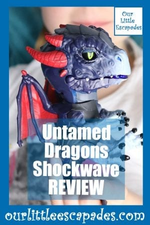 Untamed Dragons Shockwave REVIEW