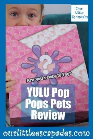 YULU Pop Pops Pets Review
