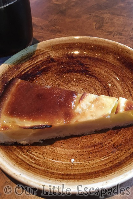 apple tart golden forest afternoon tea disneys sequoia lodge