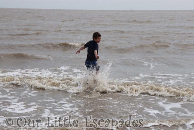 ethan sea walton naze beach