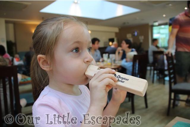 little e drayton manor whistle