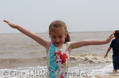 little e walton naze beach
