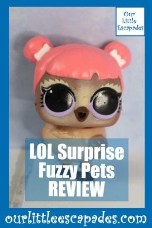 LOL Surprise Fuzzy Pets REVIEW