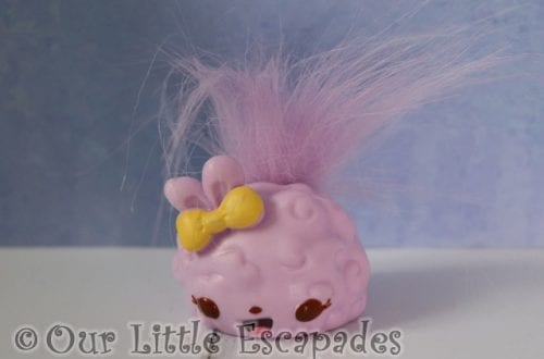patty pinkie cotton candies num noms party hair