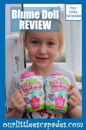 Blume Doll REVIEW
