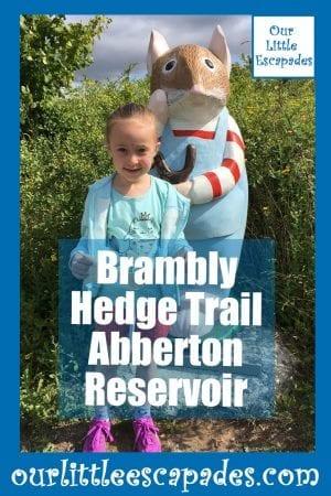 Brambly Hedge Trail Abberton Reservoir