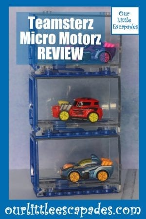 Teamsterz Micro Motorz REVIEW