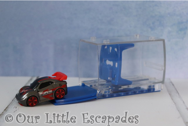 car launch capsule teamsterz micro motorz