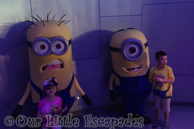 ethan little e stuart bob minion meeting minions despicable me minion mayhem