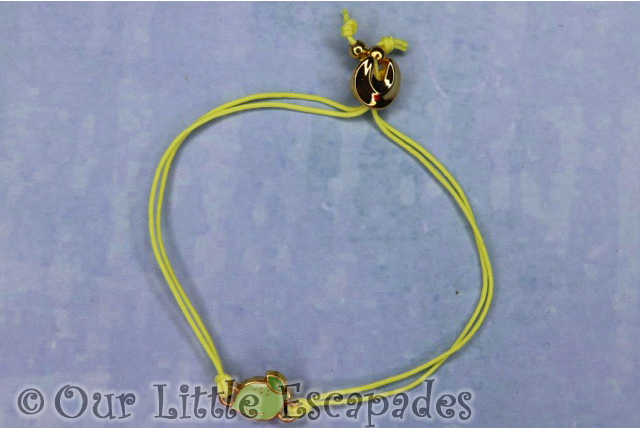 yellow collectible bracelet lime