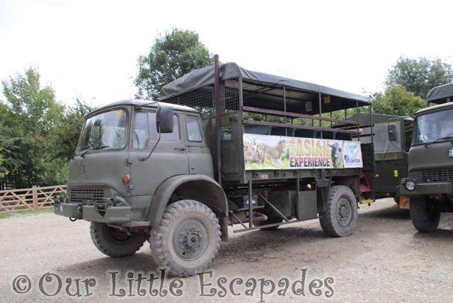 port lympne safari truck