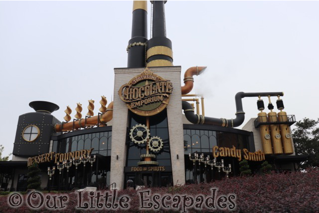 toothsome chocolate emporium universal orlando resort