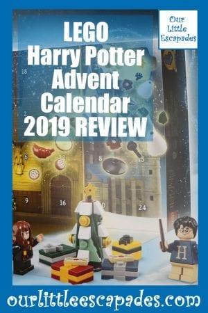 LEGO Harry Potter Advent Calendar 2019 REVIEW