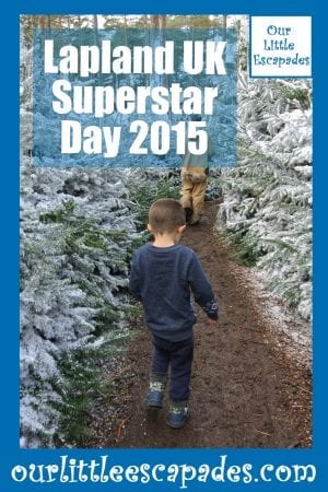 Lapland UK Superstar Day 2015