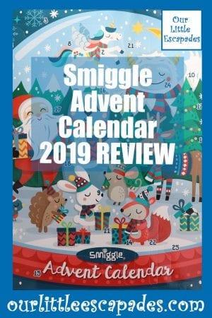 Smiggle Advent Calendar 2019 REVIEW