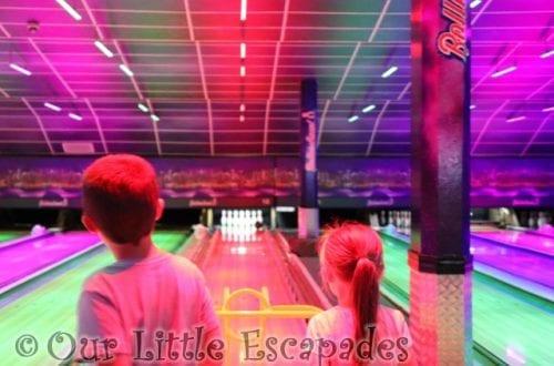 ethan little e bowling rollerbowl romford