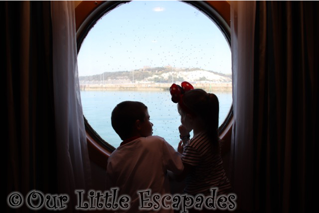ethan little e disney magic cabin window