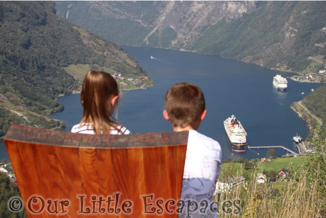ethan little e fjordsetet fjord seat geiranger norway