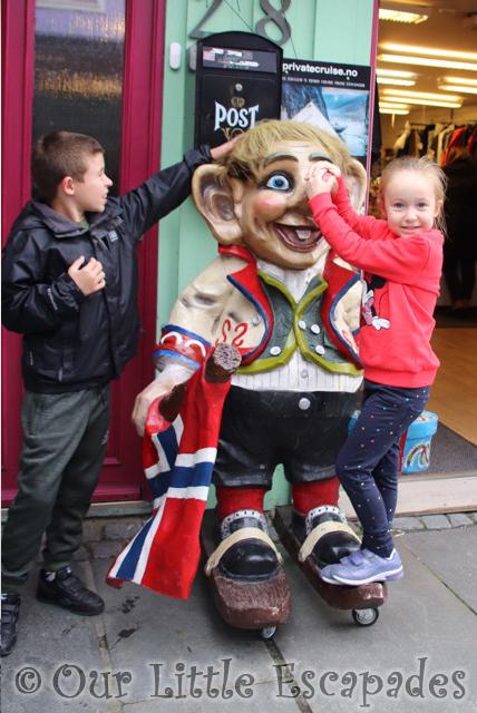 ethan little e norwegian troll stavanger norway