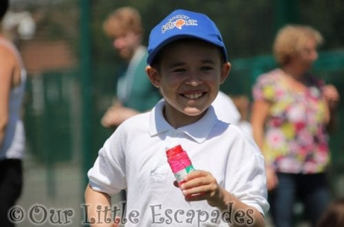 ethan year four sports day