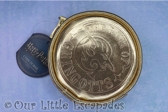 gringotts coin purse bank gringotts harry potter stocking filler ideas