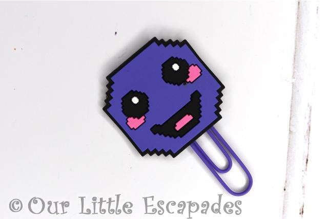 happy paperclip