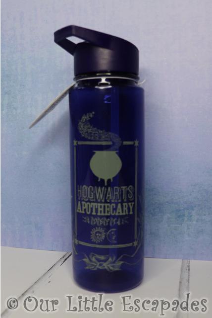 hogwarts apothecary water bottle