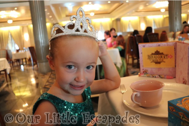 little e disney magic royal court royal tea disney magic