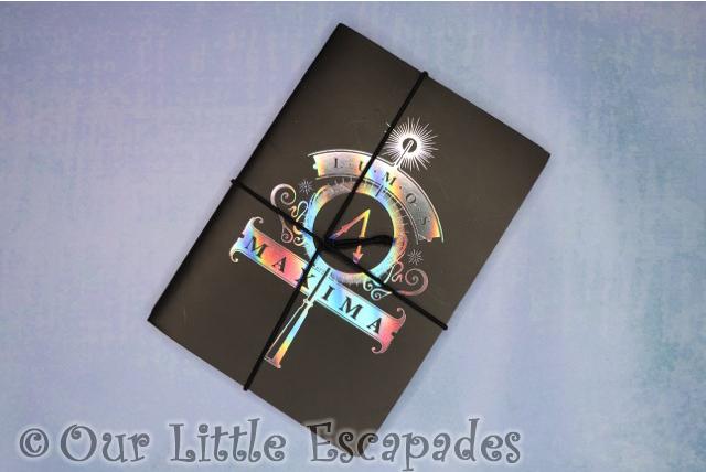 lumos maxima notebook