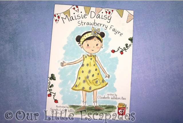 maisie daisy strawberry fayre book