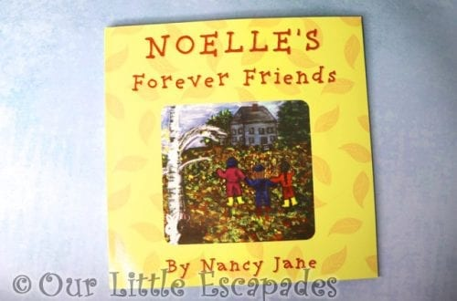 noelles forever friends book