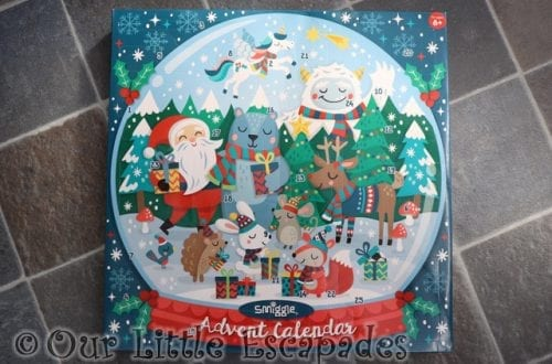 smiggle advent calendar 2019