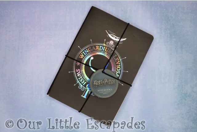 wingardium leviosa notebook