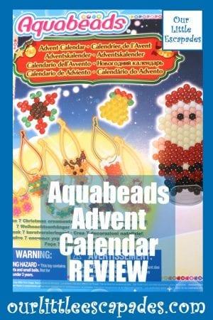 Aquabeads Advent Calendar REVIEW
