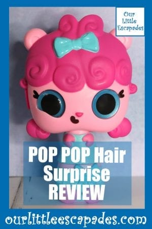 POP POP Hair Surprise REVIEW