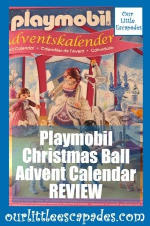 Playmobil Christmas Ball Advent Calendar REVIEW