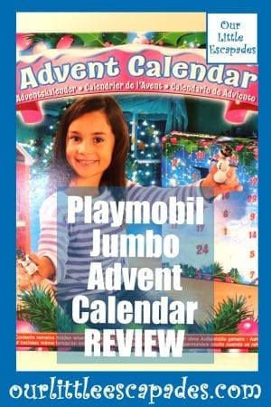 Playmobil Jumbo Advent Calendar REVIEW