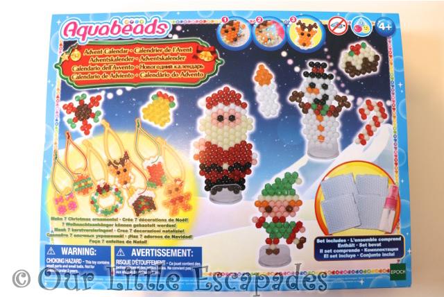 aquabeads advent calendar