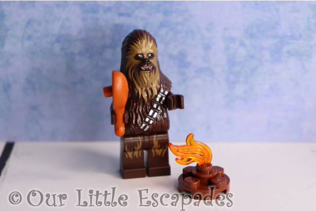 chewbacca lego star wars advent calendar 2019